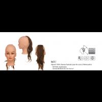 Rajouts en cheveux humains