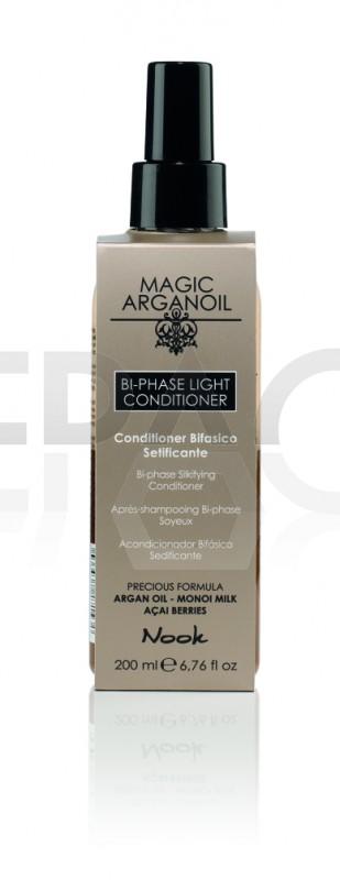 NO 533  MAGIC ARGANOIL Bi-Phase Light Conditioner 200ml