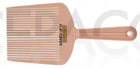 Flattopper  27.5 x 12.5cm