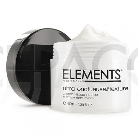 ELEMENTS Crème Visage Nutrition 40ml