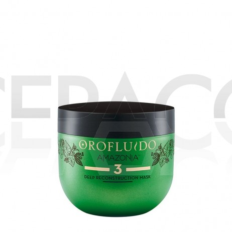 OROFLUIDO AMAZONIA - Masque reconstituant profond (Deep reconstriûction mask) 500ml