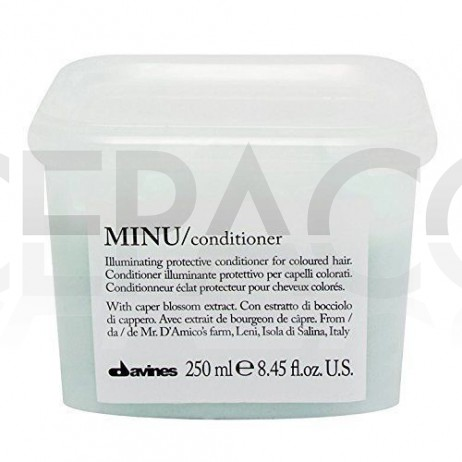 DAVINES MINU Illuminating Protective Conditioner 250ml