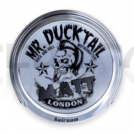 HAIRGUM Mr Ducktail Matt Pomade 40g