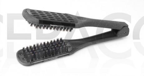 LINYLISS Brosse Plate de Lissage Noire - SIBEL
