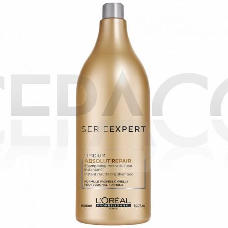 ABSOLUT REPAIR Shampooing reconstructeur instantané SERIE EXPERT 1500 ml
