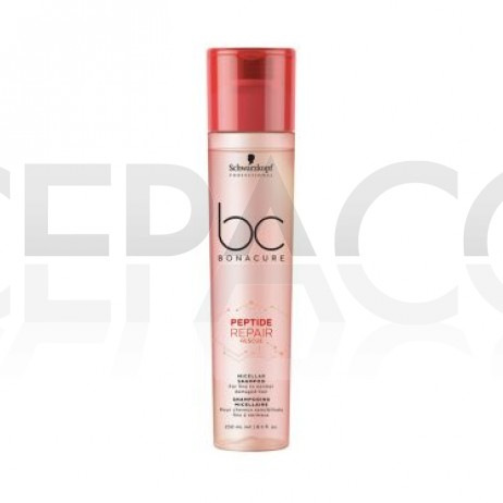 BC BONACURE Shampooing micellaire repair rescue 250ml