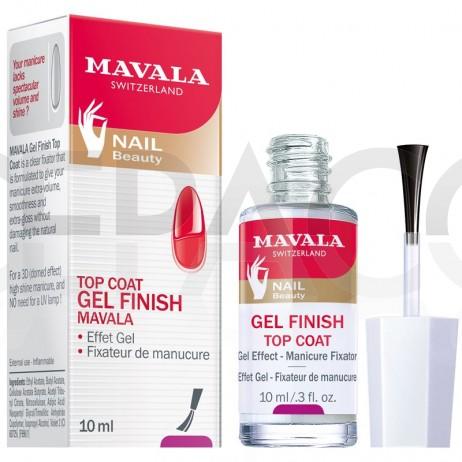 MAVALA Top Coat Gel Finish  10ml