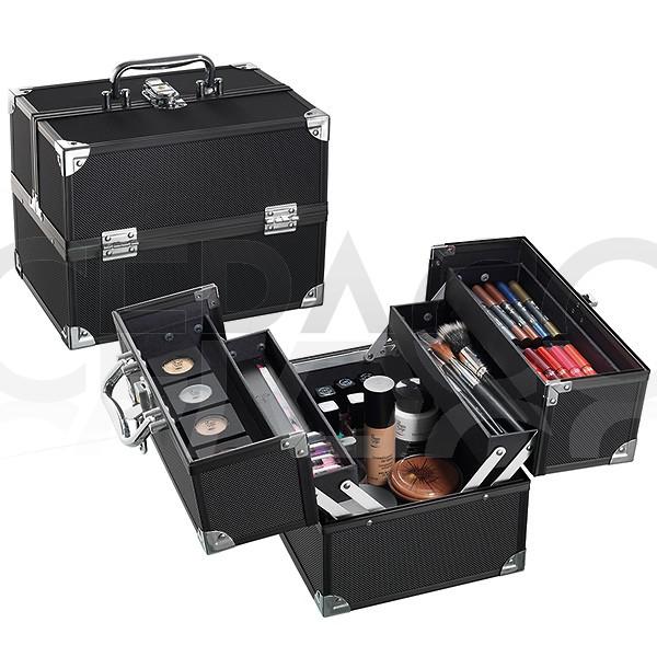 Valise professionnelle cepaco le centre d 39 achat de la - Malette rangement maquillage ...