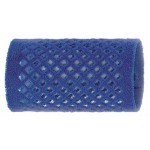 4123649 BIGOUDIS VELOURS 36MM 12 PCS BLEU