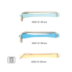 BIGOUDIS PERMANENTE TRADITION COURTS 60mm