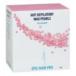 7410204 Cire dépilatoire chaude Visage & corps rose perles - 1kg
