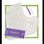 Kit BrazzCare Chaussons - Pédicure sans eau