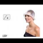 5011832 LORY Bonnet mèches silicone et crochet