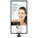 IROHA Creamy mask SMOOTHING 25gr