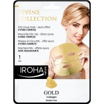IROHA FOIL Tissue mask - Sauna effect HYDRA FIRMING - DIVINE COLLECTION