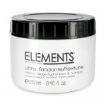 ELEMENTS Crème Visage Hydratation & Nutrition 250ml
