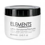 ELEMENTS Crème Visage Hydratation & Nutrition 250ml