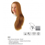 0040601 Tête d'apprentissage Julie blonde
