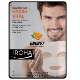 IROHA Tissue face mask Hydra vital 23ml