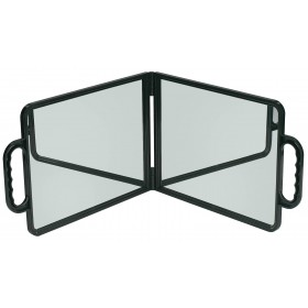 013088102 BI-VISION Miroir double pliant