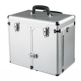 0150391 WINDOWS Valise aluminium avec trolley 27x34x43cm