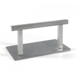 ANGULARIS Repose-pied en inox