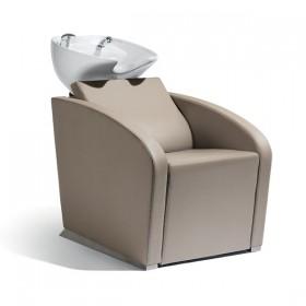 018100016 ELEGANTIA Bac de lavage complet avec assise beige