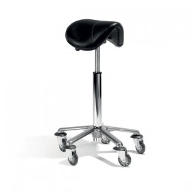 ROLLERCOASTER SADDLE XL Tabouret pompe large