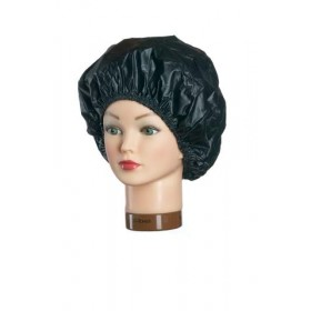 0253309 PLASTI-CAP ELASTIC Bonnet permanente plastique / élastique noir