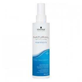 NATURAL STYLING PRE-TREATMENT Spray réparateur et protecteur pour cheveux colorés/ éclaircis 200ml