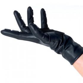 0970010 Comb-in gant spécial lissage et coloration 2pcs