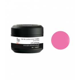 Gel de couleur UV & LED Color It pink guimauve 5g