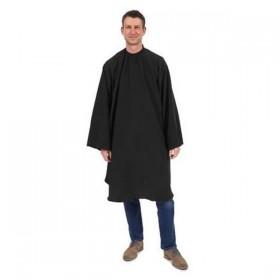 Peignoir Homme XL avec manche fermeture Velcro Noir  BARBURYS