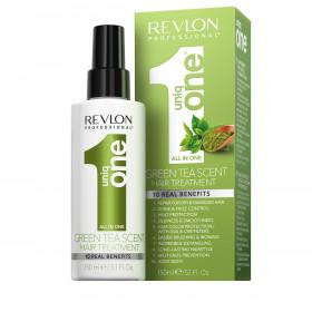 UNIQ ONE Green Tea Traitement capillaire all in one 150 ml