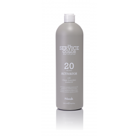 NO 2142  NOOK SERVICE COLOR Oxydant 20 vol 6% 1000ml
