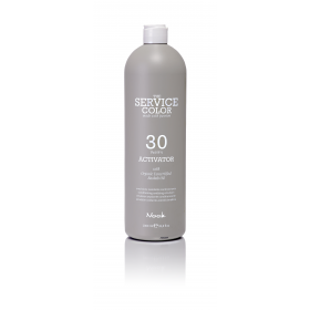 NO 2143  NOOK SERVICE COLOR Oxydant 30 vol 9% 1000ml