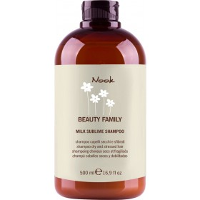 N0 262  NOOK BEAUTY FAMILY Milk Sublime Shampoo 500ml