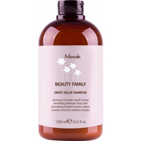 NO 263  NO 241  NOOK BEAUTY FAMILY Sweet Relax Shampoo 500ml