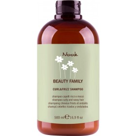 NO 264  NOOK BEAUTY FAMILY Curl & Frizz Shampoo 500ml