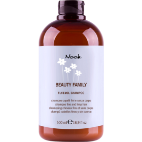 NO 269  NOOK BEAUTY FAMILY Fly & Vol Shampoo 500ml