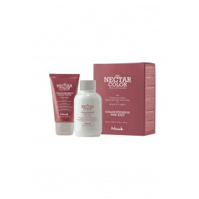 NO 27131 NOOK NECTAR COLOR Kit Color Preserve Cheveux fins (Shampoo 100ml & conditioner 50ml)