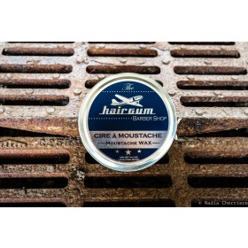 HAIRGUM BARBER MOUSTACHE WAX 40G
