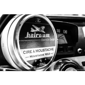 HAIRGUM BARBER MOUSTACHE WAX 400G