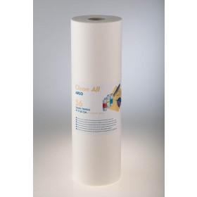 3400100 Rouleau de 56 serviettes 47x55cm