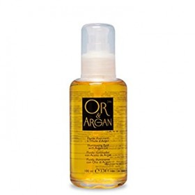 OR & ARGAN Fluide illuminant Or 24k & Huile d'Argan 100ml