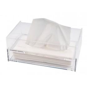 4421570 Distributeur en plexi pour mouchoirs en papier