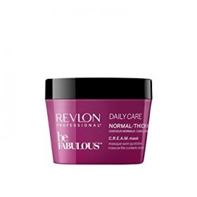 BE FABULOUS Daily Care Masque C.R.E.A.M. cheveux normaux & épais 200ml
