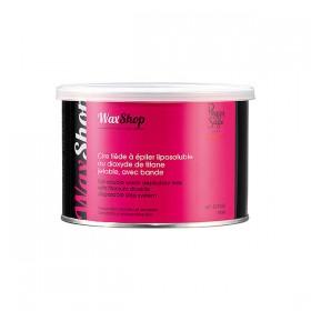 Cire tiède à épiler liposoluble rose - 400ml