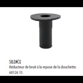 6012615 Réducteur de bruit à la repose de la douchette.