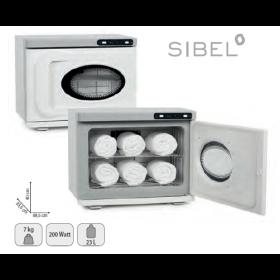 6013004 CHAUFFE-SERVIETTES AVEC LAMPE UV - 23 litres - 200 Watt